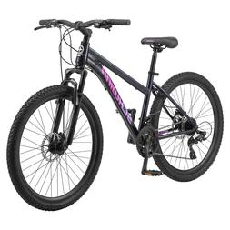 "26"" Wheels Womens Mountain Bike Aluminium Frame 21 Speed Shi"