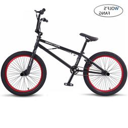 wolf's fang 20Inch BMX steel frame Performance <font><b>Bike