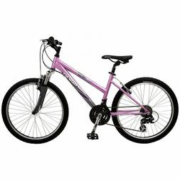 "Schwinn women/girls  24"" mountain bike"