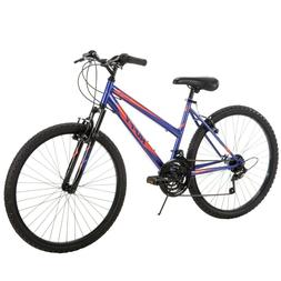 Huffy Women's Mountain Bike 26 inch 18 Speed Alpine, Purple