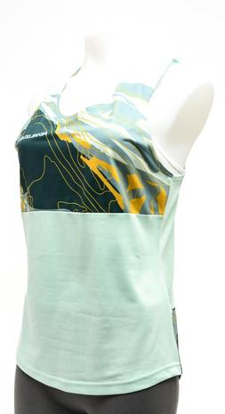 Pearl Izumi Women's Summit SL Jersey MEDIUM Mist Green Mount