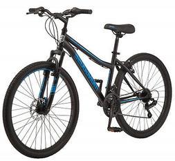Mongoose Womens Excursion Mountain Bike 26 Wheel Ladies Bicy