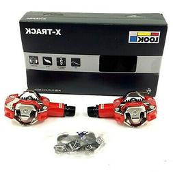 Look X-Track Mountain Bike Pedals and Cleat System, Shimano