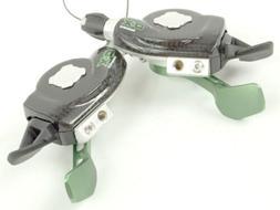 SRAM X0 Trigger Shifters Pair 3x9 Speed MTB NOS Carbon Set G