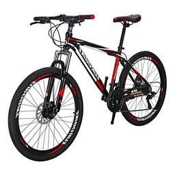 x1 gtr aluminium mountain bike