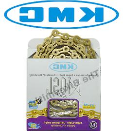 KMC X10SL 10 Speed 116 Links Chain