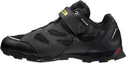 Mavic XA Elite Cycling Shoes - Men's Black/Black 10.0 UK/10.
