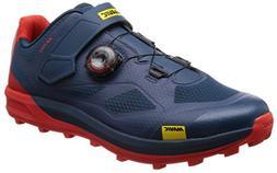 Mavic XA Pro Mountain Bike Shoe - Men's Majolica Blue/Majoli