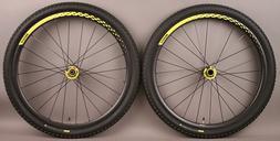 "Mavic XA Pro Carbon RIB 27.5"" 650b Mountain Bike Wheelset &"