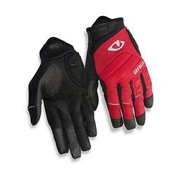 Giro Xen Mountain Bike Gloves Dark Red/Black/Gray L