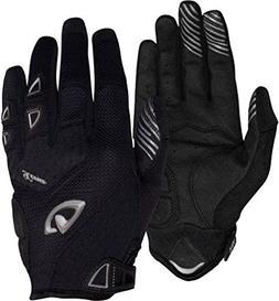 Giro Xena Gloves - Women's Charcoal/Dynasty Green, L