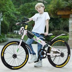 Youth Mountain 20in BMX Style Frame Kids Cycling Bikes New W